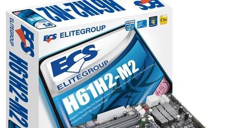 ECS H61H2-M2 Manual