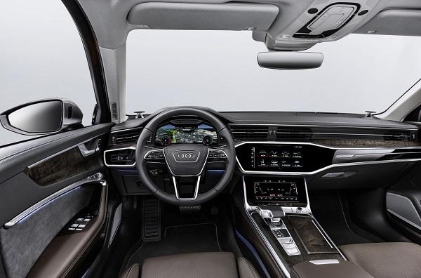 Interior Audi A6 2019