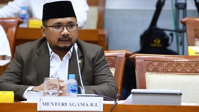Tokoh NU Ini Tanggapi Menag Yaqut Terkait Pembatalan Haji 2021