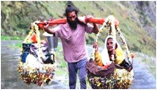 Di india ada Ritual Thalaikoothal