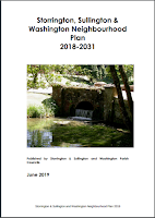 Cover of Storrington, Sullington & Washington Neighbourhood Plan