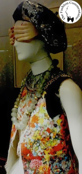 Donne protagoniste del Novecento - Cecilia Matteucci Lavarini - gilet Comme des Garçons - Galleria del Costume Firenze