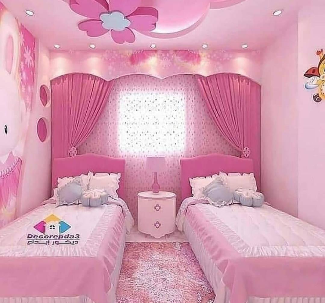 Bilik Tidur Anak Perempuan Cantik Desainrumahid Com