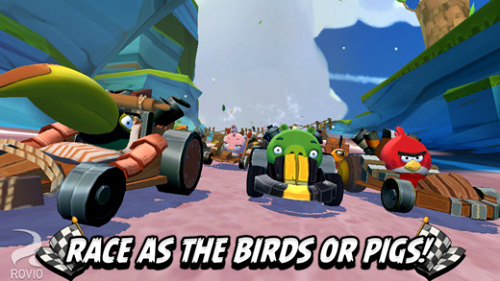 Angry Birds Go! Game Review