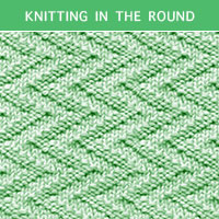 Knit Purl 56 -Knitting in the round