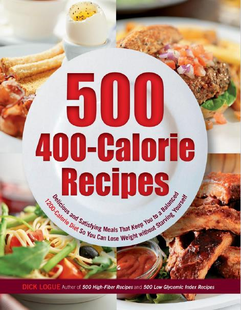 500 400-Calorie Recipes