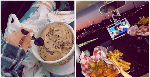 Ideas for having a romantic date in the car