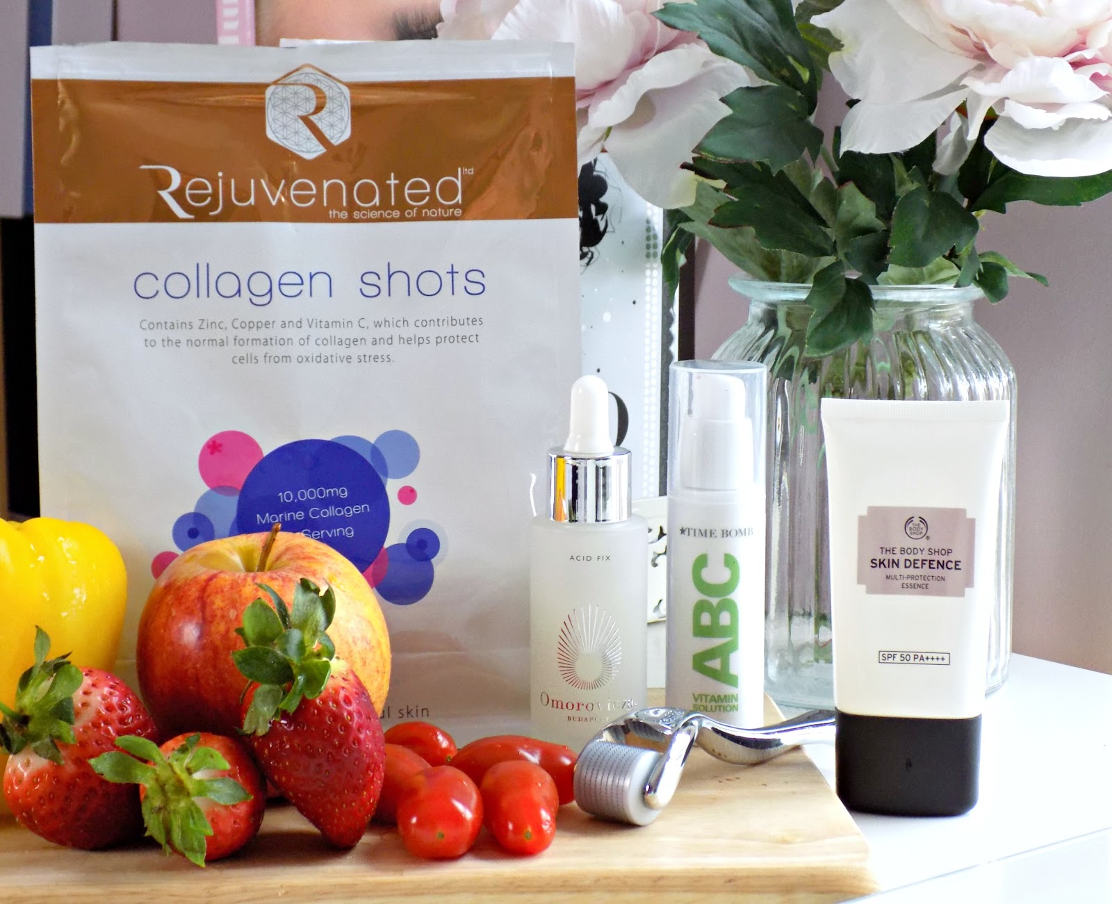 rejuvenated collagen shots