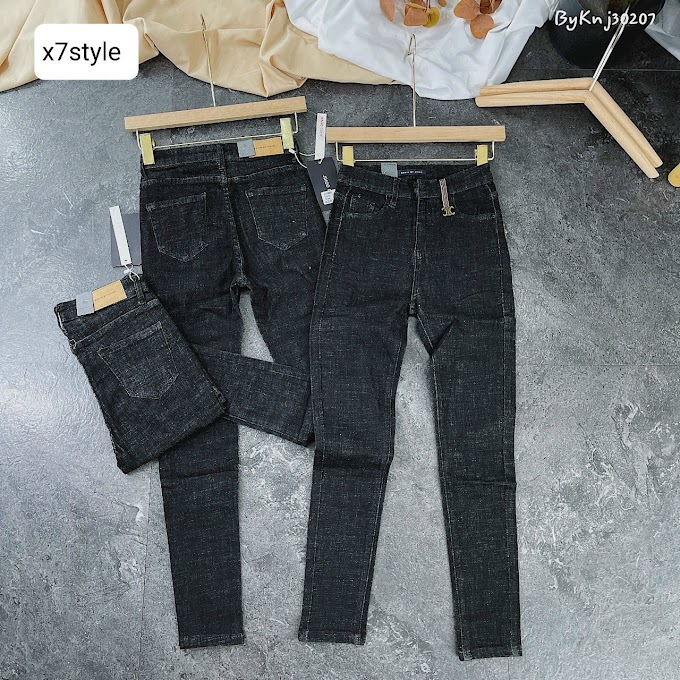 Quần Jean nữ - X7FQJN25