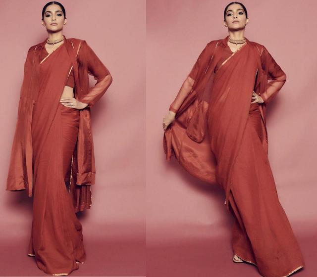 Sonam Kapoor in Anavila