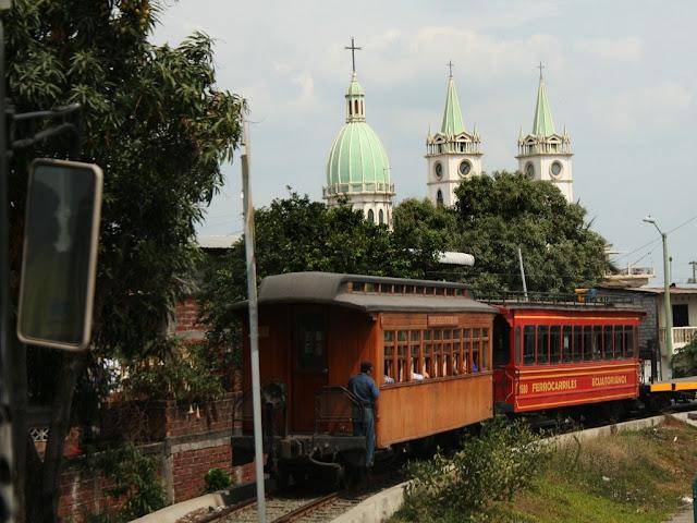 Ecuador Travel - Turimo en Yaguachi