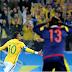 Brasil ganó 2-0 a Colombia