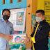 Anggota DPRD Kotabaru Berikan Bantuan Untuk Peralatan Kampung Tangguh
