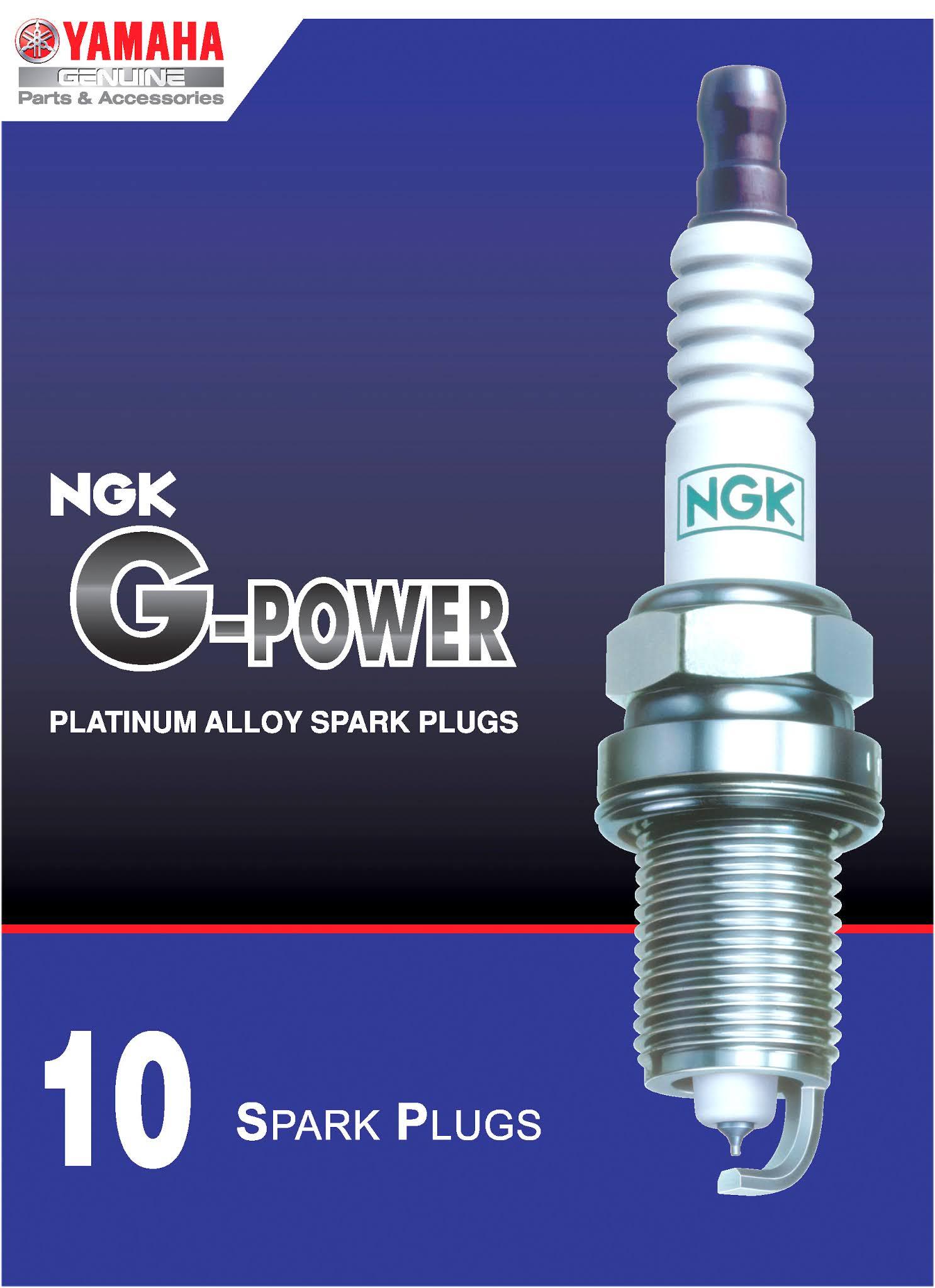 NGK hadirkan busi NGK G-Power berbahan Platinum Alloy, performa terbaik dengan harga ramah di kantong - Sobatmotor.com