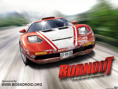 Download Game Burnout Legends PPSSPP ISO High Compress Android + SaveData
