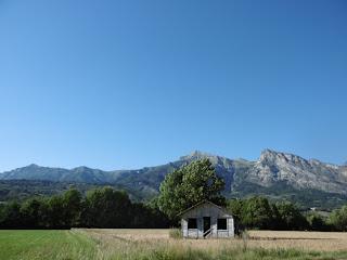 Cabane sur la route de Chabotte, malooka