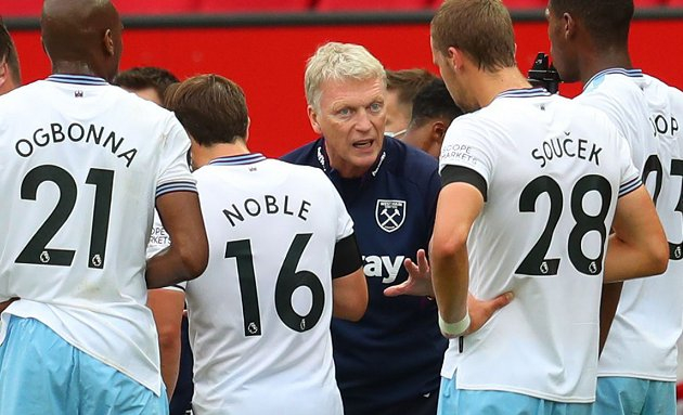 Moyes confirm West Ham might buy this month after Everton win