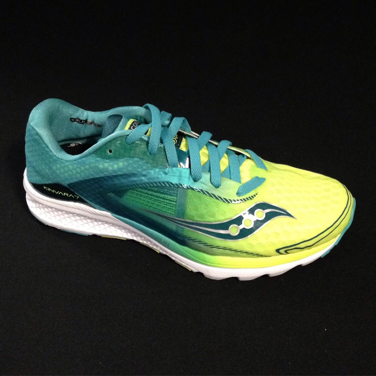 new shoe sneak peek saucony kinvara 7 bonk