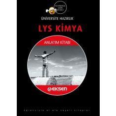 Eksen LYS Kimya Anlatım Kitabı