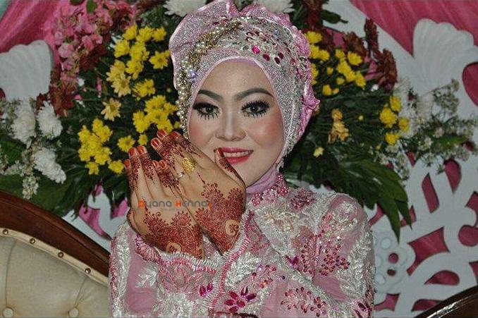 Henna Pengantin Di Kadudampit Sukabumi  Ayana Henna