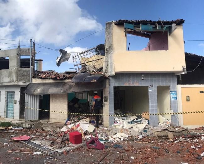 Morre segunda vítima de explosão na Zona Leste de Natal