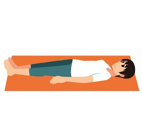 跟著瑜伽老師抬腿20次,一起瘦下臀腿腰背和小腹