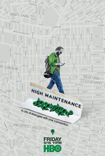 High Maintenance – Saison 1 [Complete] [Streaming] [Telecharger]