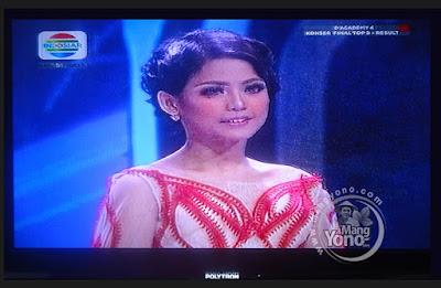Putri Balikpapan D'Academy 4 Indosiar