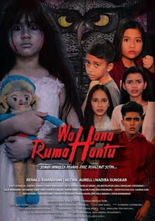 Wahana Rumah Hantu (2018) Bluray Full Movie