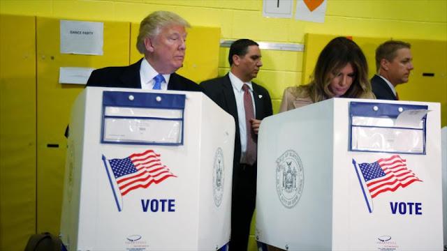 OSCE critica a Trump por hablar de fraude en elecciones de EEUU