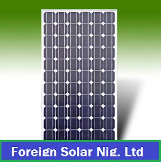 soolar panels inverters batteries - foreign solar nigeria ltd