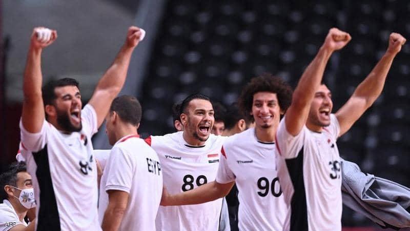 موعد المباراة مصر وفرنسا في اولمبياد طوكيو لكرة اليد