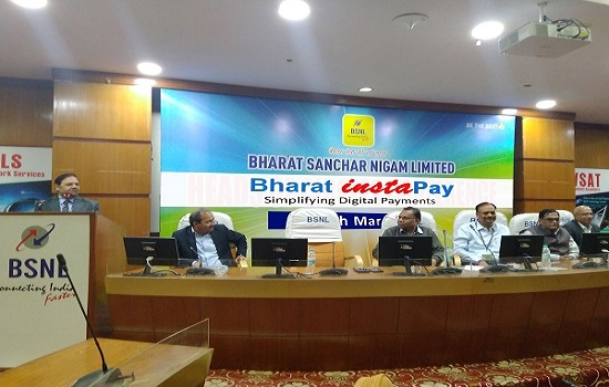 BSNL Bharat Instapay : One stop solution for BSNL Franchisees and LCOs to load cash to their Wallet (CTOPUP/CBP/FTTH) Online