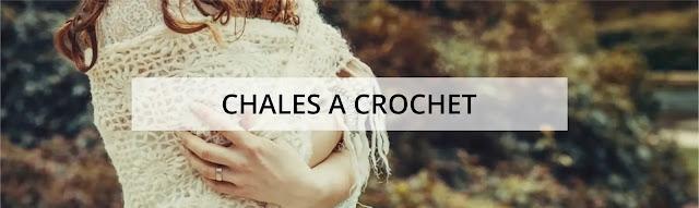 [Ropa y Accesorios] Chales o Ponchos a Crochet