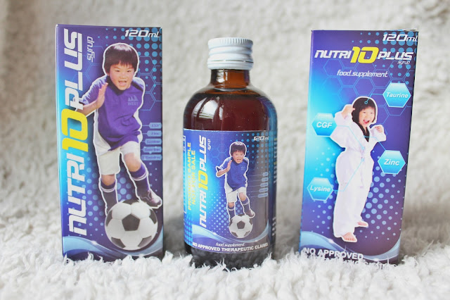 Nutri 10 Plus Syrup