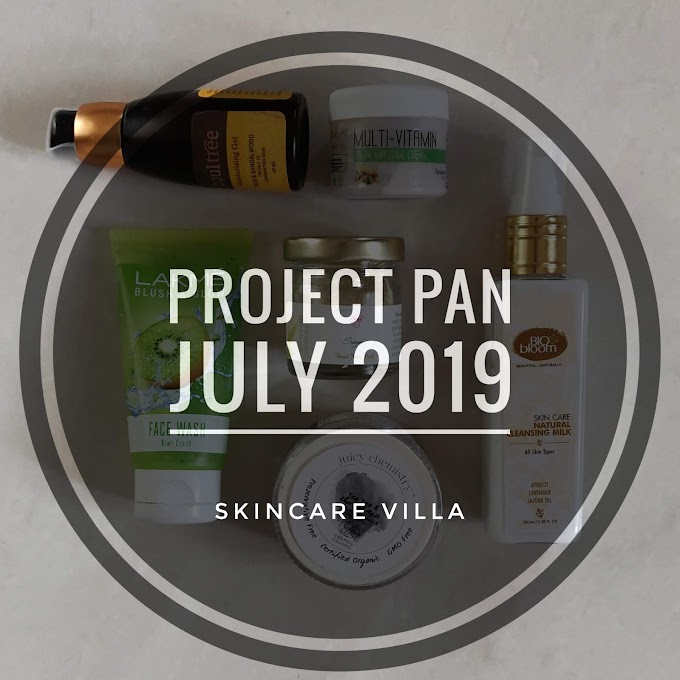 Project Pan July 2019