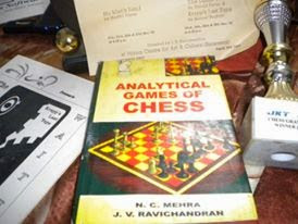 My book on Chess