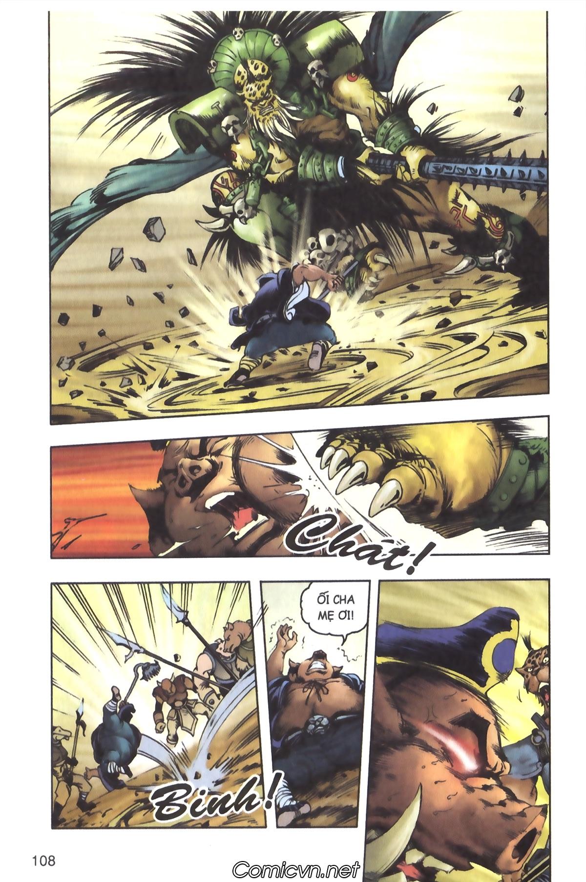 Tây Du Ký màu - Chapter 117 - Pic 18