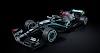 Mercedes zmienia malowanie na sezon 2020