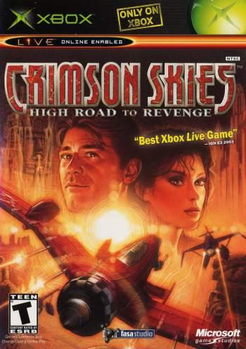 Crimson Skies: High Road to Revenge (JTAG/RGH) Xbox 360 Torrent