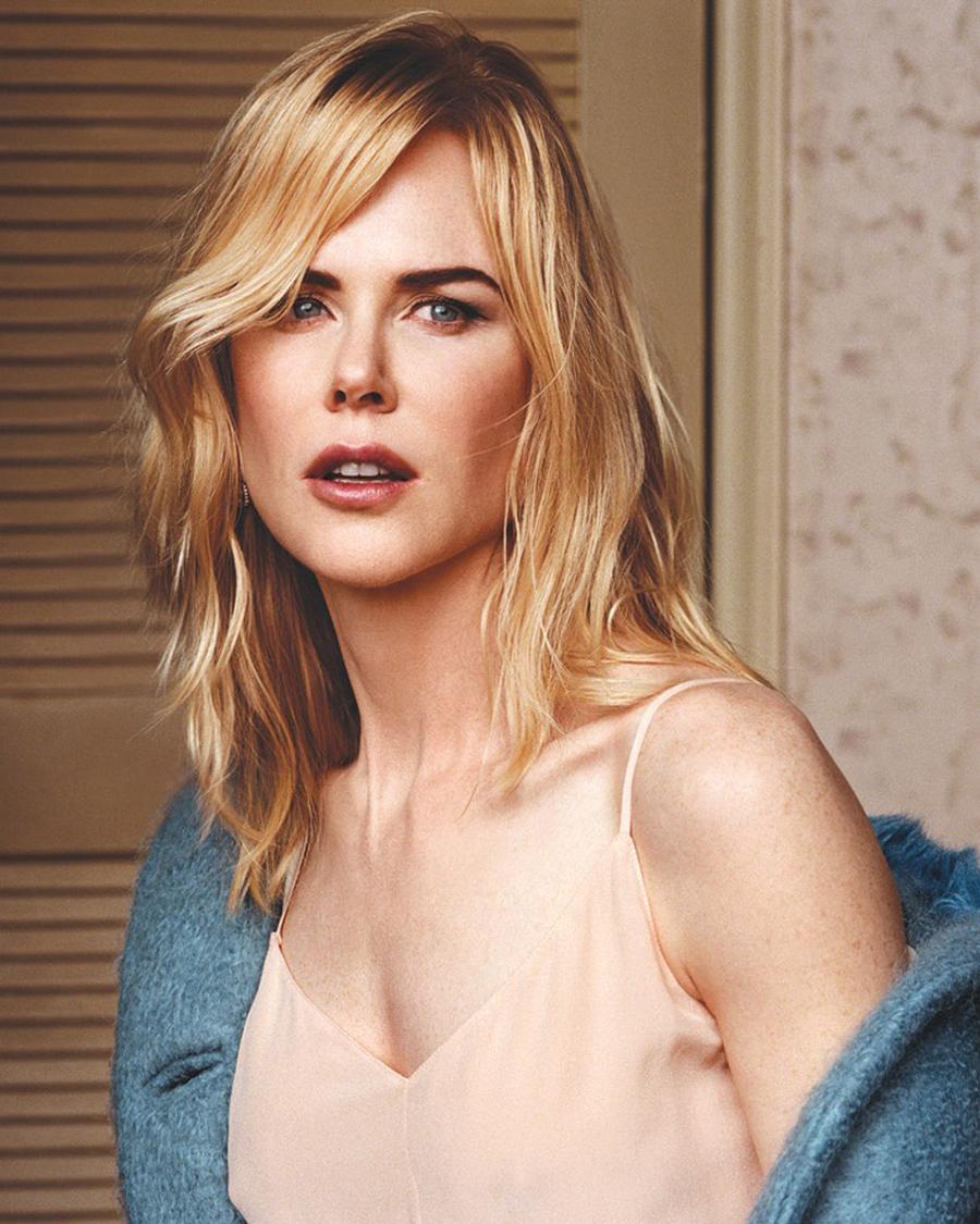 Artis cantik dan manis imut seksi Nicole Kidman