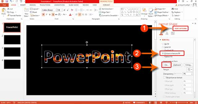 powerpoint-text-effects