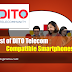 List of DITO Telecom Compatible Smartphones