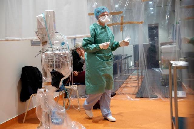 """""""Οι 63 μαχαιριές της Ε.Ε. στα ευρωπαϊκά συστήματα υγείας"""""""
