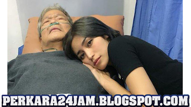 Ayah Dari Artis Cantik Jessica Iskandar Jadi Korban Tabrak Lari