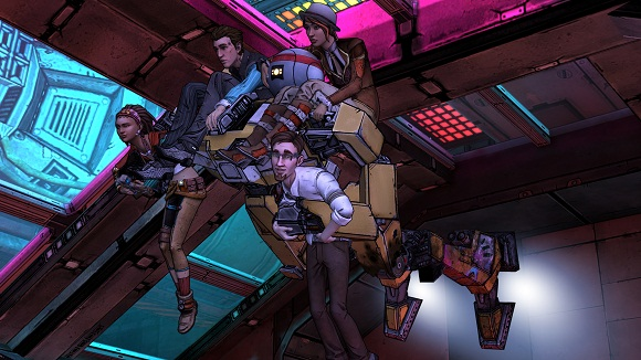 Tales from the Borderlands Episode 5-CODEX