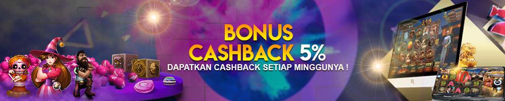 Bonus Cashback Togel