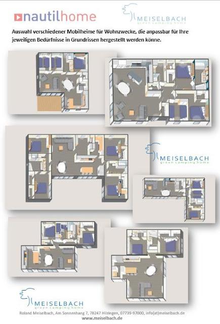 Nautilhome Mobilheim Meiselbach