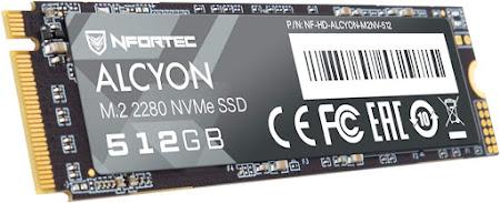 Nfortec Alcyon 512 GB