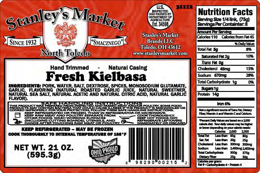 Fresh Products Llc Toledo Ohio